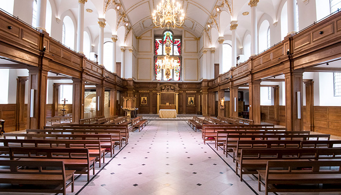 St Andrew Holborn Venue